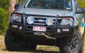 4WD Bull Bars Wagga
