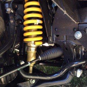 4WD Suspension Wagga