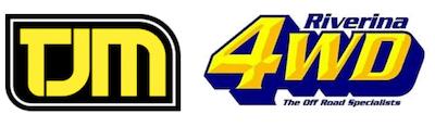 Riverina 4WD – TJM Wagga Logo