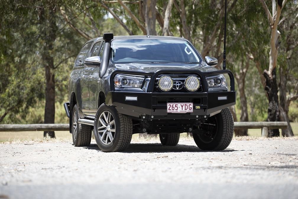 Bull Bars | Riverina 4WD - TJM Wagga